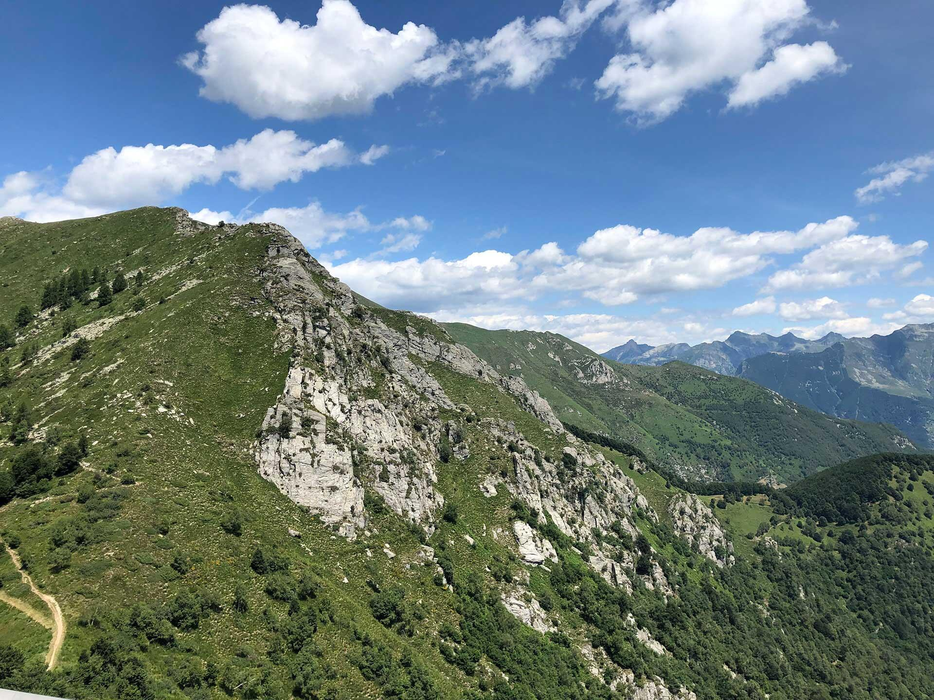 Top of Ticino